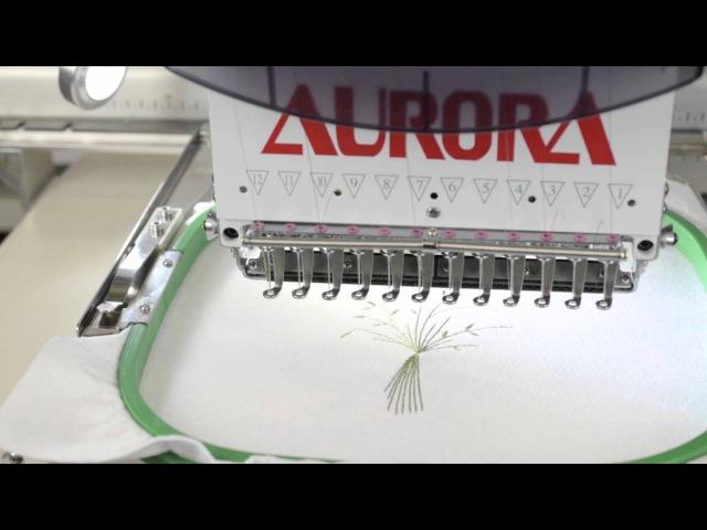 Вышивальная машина Aurora CTF 1201