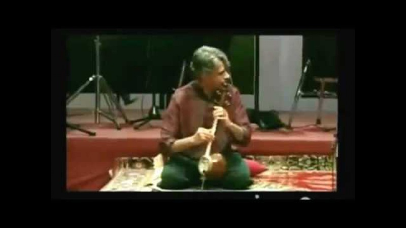 Kayhan Kalhor and Silk Road Ensemble play Blue As The Turquoise Night of Neyshabur