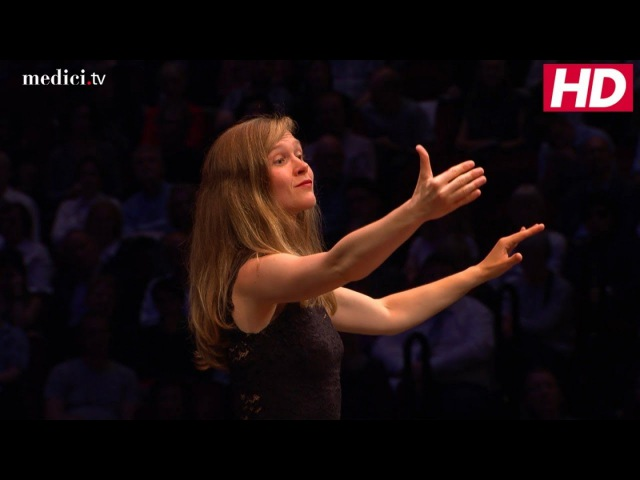 Mirga Gražinytė Tyla Beethoven Leonore Overture No 3 in C Major BBC Proms