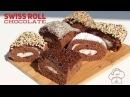 Pastelitos de Swiss Roll en 50 minutos sin Gluten y sin Lactosa