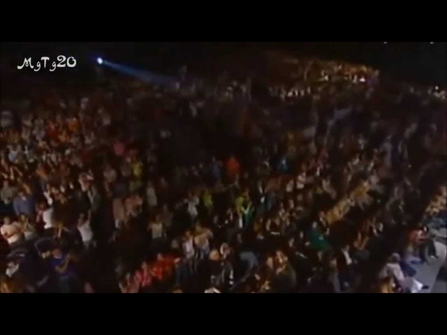 Amr Diab-Osad Einy (Frente a mis ojos)-en directo (Dubay 2005)