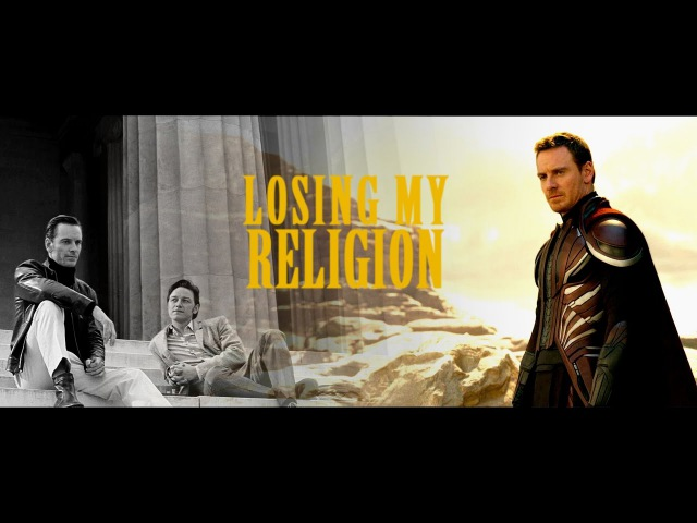(x-men) charles erik | losing my religion