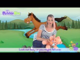 Trot Trot to London - Knee Bounce Rhyme for Babies