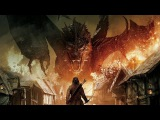 Смауг - Monster Skillet.Монстер скилет!!! Smaug Hobbit!!!