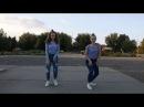 Танец на песню Между нами любовь