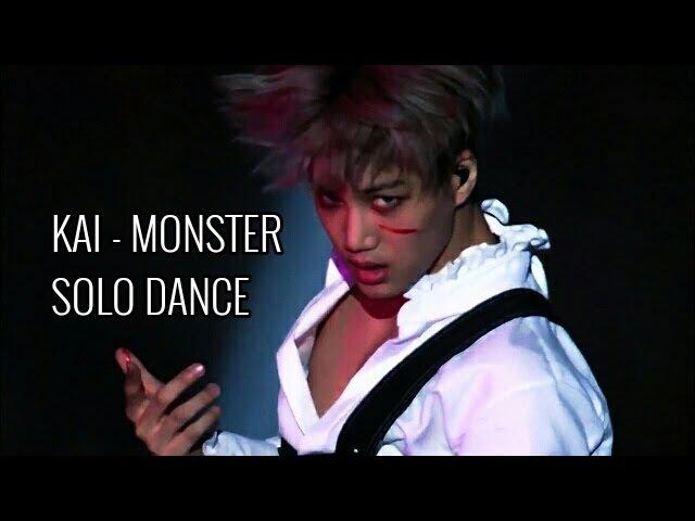 EXO - KAI [Monster Solo Dance]