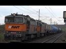 Vlaky Osek nad Bečvou 8 4 2017