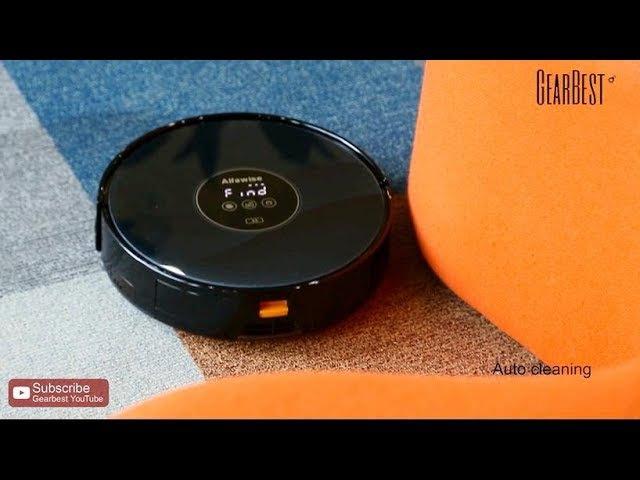 Робот-пылесос Alfawise X5