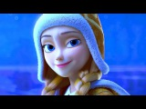 Song FIRE &amp ICE   From Russian Animated Movie THE SNOW QUEEN 3 Fire and Ice
