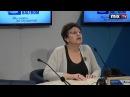 Писатель Дина Рубина в программе Встретились поговорили MIXTV