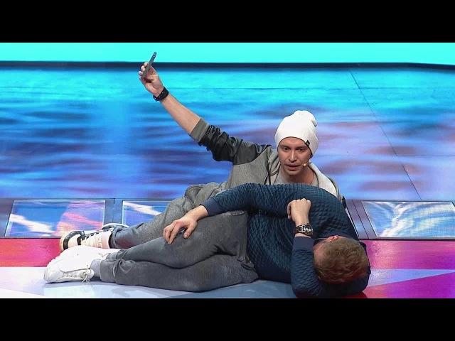 Comedy Баттл. Последний сезон - Дуэт Бывшие (2 тур) 16.10.2015