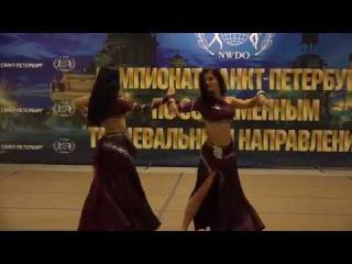 Zvereva Anna, Rudometkina Natalia/DANCE QUEEN by Olesya Pisarenko