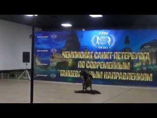 Polina Makarevich/show/DANCE QUEEN by Olesya Pisarenko