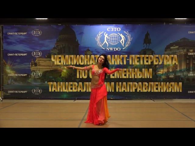 Zvereva Anna semifinal DANCE QUEEN by Olesya Pisarenko