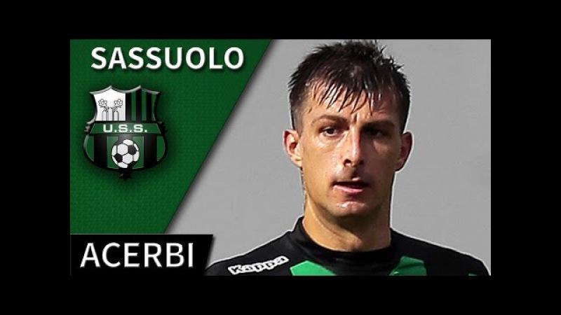 Francesco Acerbi • Sassuolo • Best Defensive Skills Goals • HD 720p