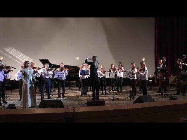 Э. Л. Веббер. Ангел музыки. A. L. Webber. Angel of Music.