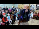 Баба Яга Приходит Танец Гусей Конкурс на метле