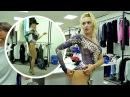 Как из Оли Поляковой, делали Анаконду. Backstage подготовки Танцев со звездами.