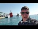 Volvo ocean race 2017 Alicante, мировая гонка на яхтах вокруг света