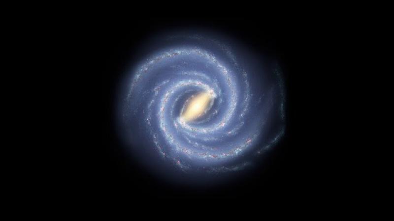 Путешествие к чужим Галактикам на край Вселенной. Галактики в космосе / космос н...