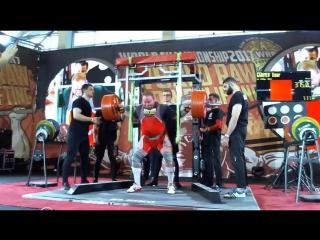 Тимур Гадиев 375 кг