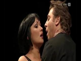 Анна Нетребко и Роберто Аланья - Манон (отрывок)