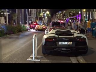 CoD   Mansory Lamborghini Aventador Roadster Sound
