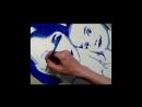 процесс создания поп-арта авт. Дарья Яненко