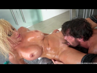 [julesjordan] puma swede - oil overload [milf, anal, big tits]