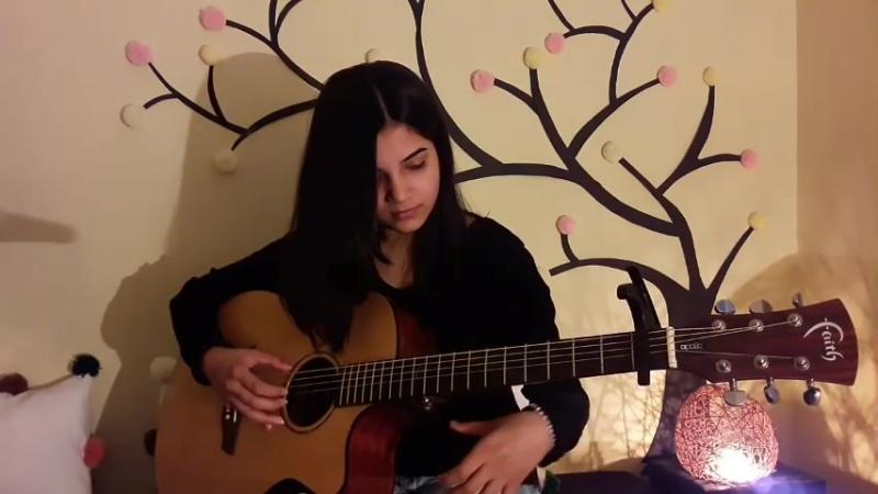 Tum Hi Ho - Aashiqui 2 - Fingerstyle Guitar cover - Piku Attri.mp4