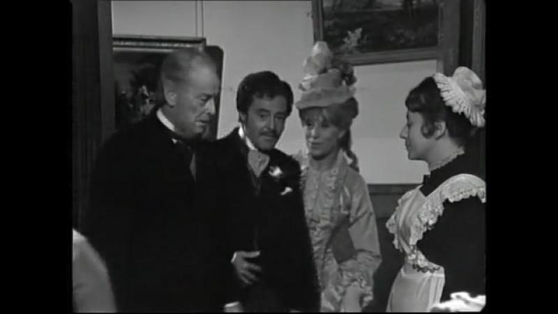 Сага о Форсайтах (1967) 1 Серия Семейный праздник