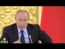 Старому подонку Путину плюют в глаза,а ему все божья роса