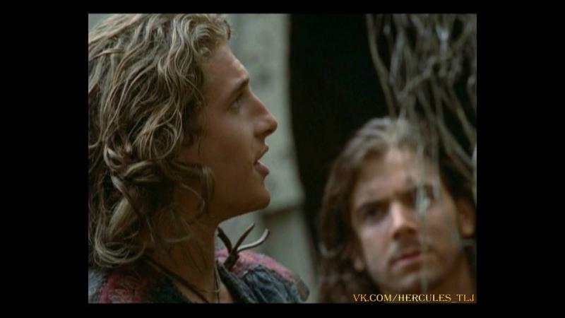 Фрагмент из 00. Young Hercules: ограбление ювелирной лавочки