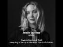 DIOR LOVE CHAIN - Jennifer Lawrence