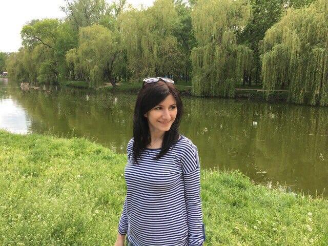 Оксана Лещенко, Запорожье - фото №1