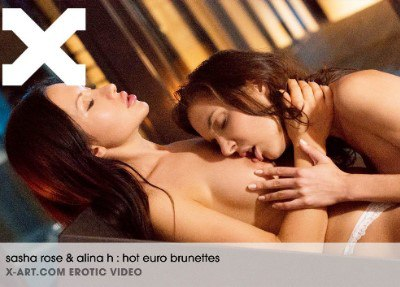Hot Euro Brunettes