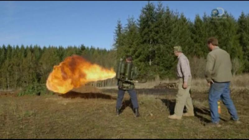 Охотники за оружием - 1 сезон - 6 серия (GeneralFilm)