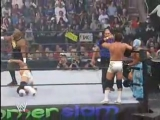 WWE SummerSlam 2004 - The Dudley Boyz (Bubba Ray, D-Von and Spike) vs Rey Mysterio, Billy Kidman and Paul London