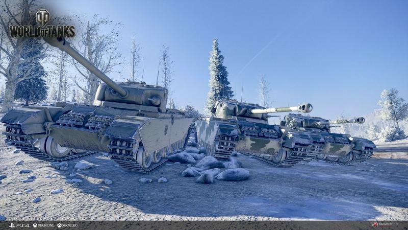 World of Tanks. War Stories. Flashpoint Berlin (PS4 Pro)
