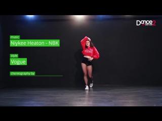 Dance2sense_ Teaser - Niykee Heaton - NBK - Anastasia Pishchenko