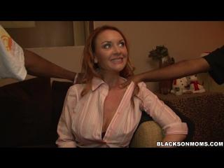 [BlacksOnMoms] Janet Mason [HD 1080, Anal, Big Tits, Black, Blowjob, Gangbang, Hardcore, Interracial, MILF, Cumshot, Facial]