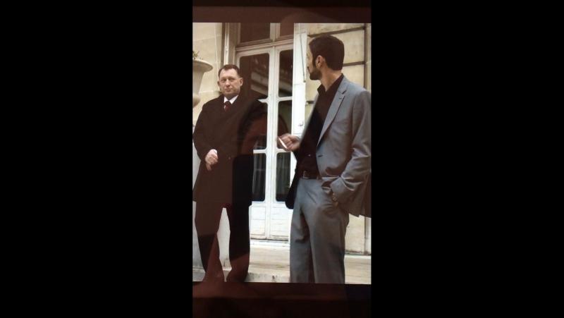 Бюро легенд 1 сезон 5 серия