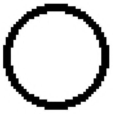 Уплотнительное кольцо, труба выхлопного газа для AUDI V8 (44_, 4C_)