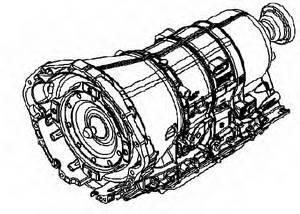 Автоматическая коробка передач для BENTLEY ARNAGE купе