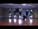 [Dance Practice Mirror] 보이프렌드(BOYFRIEND) - 너란여자(OBSESSION) 안무영상