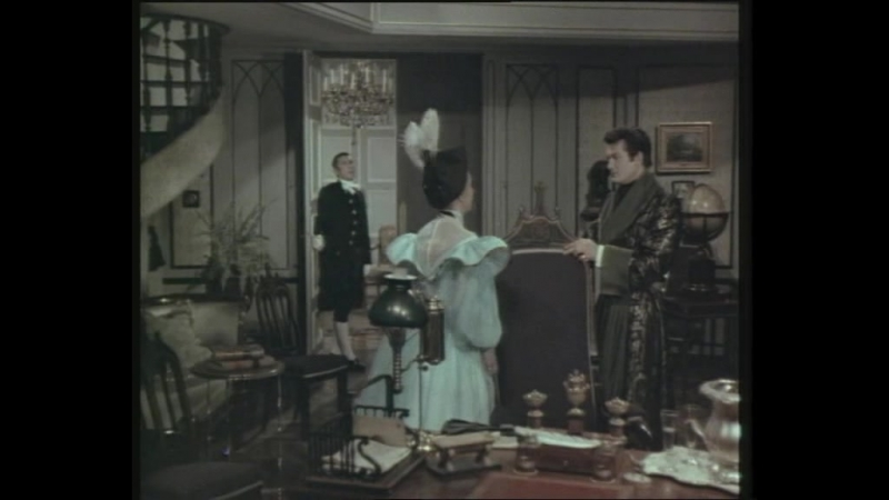 Граф Монте-Кристо (2 серия из 2,1955) / Le Comte De Monte Cristo (1955)