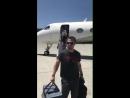 Arriving to San-Diego [Echo Kellum IG story]