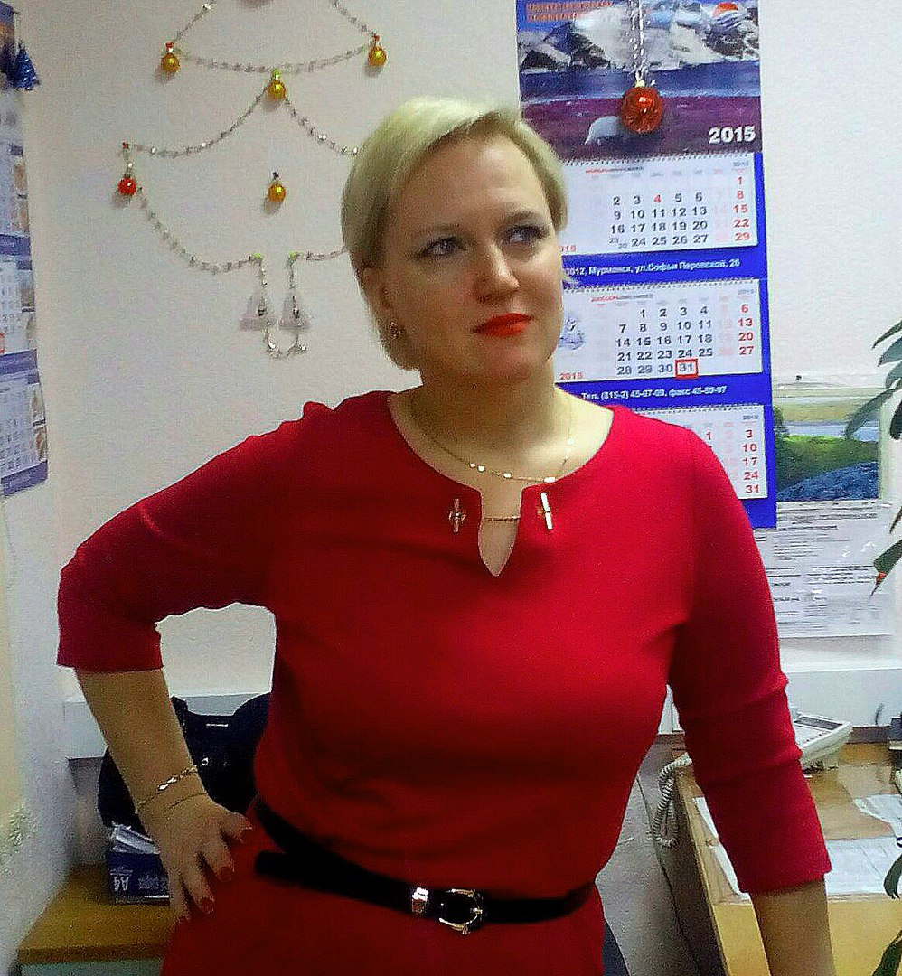 Olga Grincevich, Murmansk - photo №4