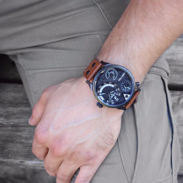 Необычные кварцевые часы