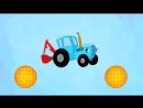 Едет трактор - Мультик про машинки! Подпишитесь на нас -svk/teremok_tv